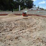 Aspeto Inicial - substituição do piso